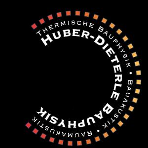 Huber + Dierterle Bauphysik Logo